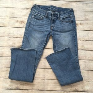 American Eagle Artist stretch jeans, size 4